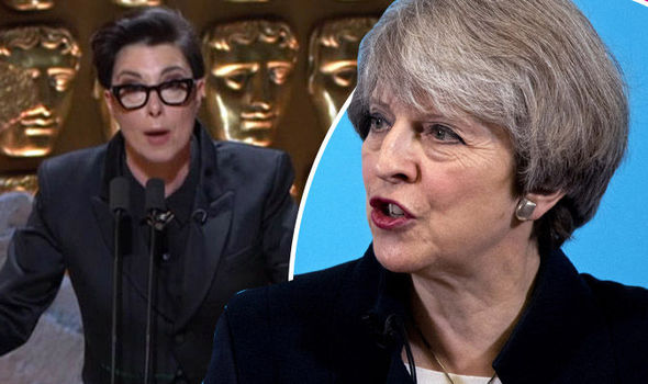 Sue-Perkins-Theresa-May-Baftas-804534