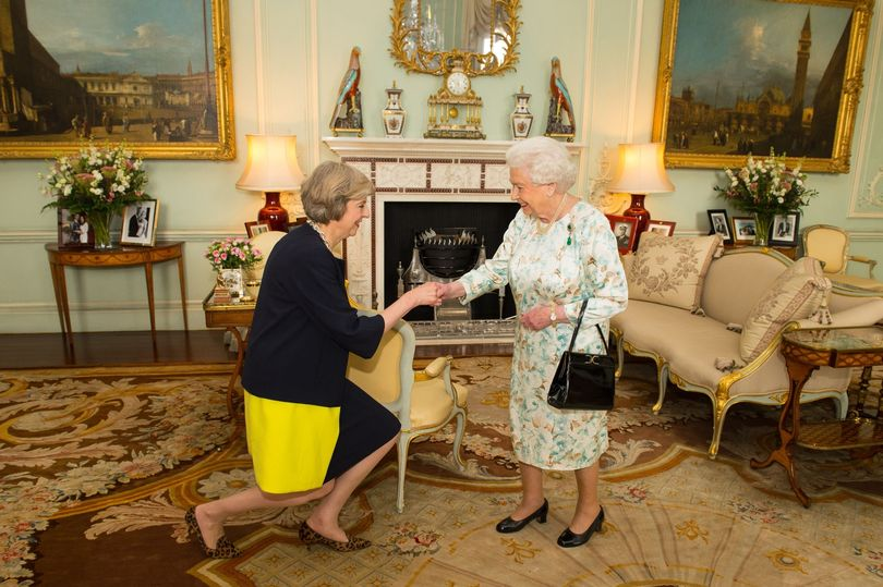 New-Prime-Minister-Theresa-May-meets-the-Queen